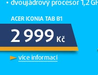 Iconia Tab B1