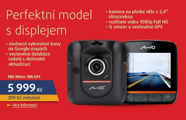 MiVue 388 GPS Drive recorder