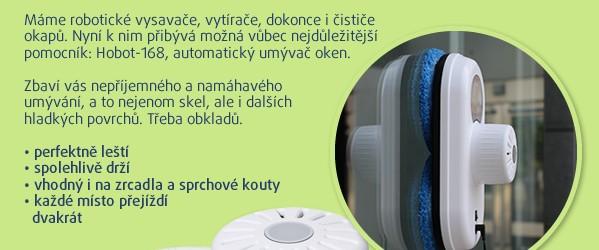 robotický umývač oken HOBOT-168