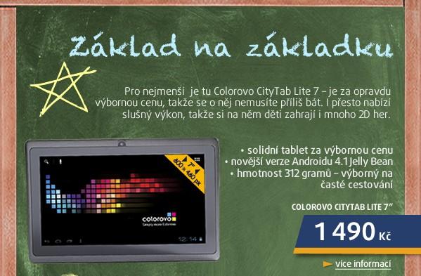 CityTab Lite 7''