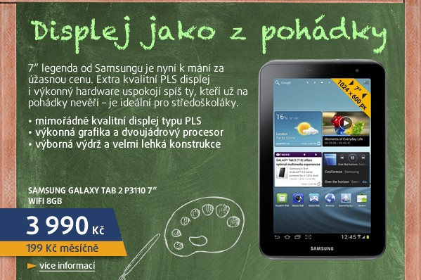 Galaxy Tab 2 P3110 7