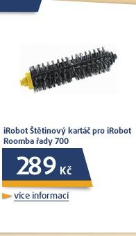 Štětinový kartáč pro iRobot Roomba řady 700