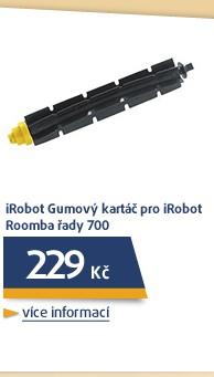 Gumový kartáč pro iRobot Roomba řady 700