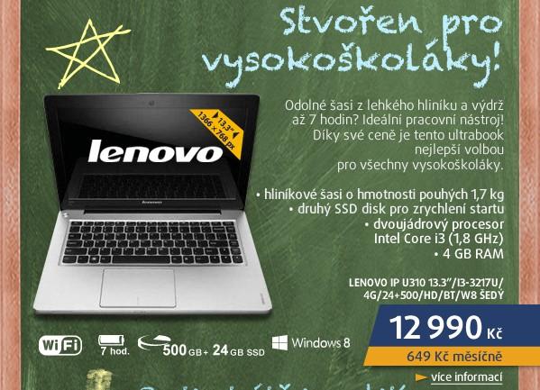 IP U310 13.3