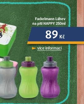Láhev na pití HAPPY 250ml