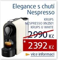 Nespresso XN2501 Krups U white