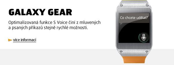 Galaxy Gear hodinky