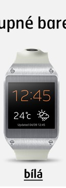 Galaxy Gear White hodinky