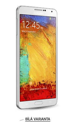 Galaxy Note 3 (N9005/32GB) White