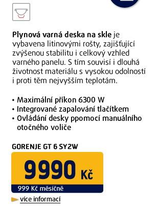 GT 6 SY2W