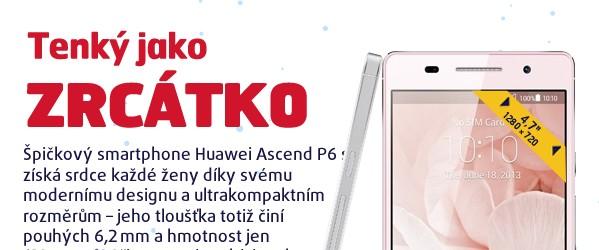 Ascend P6 Pink