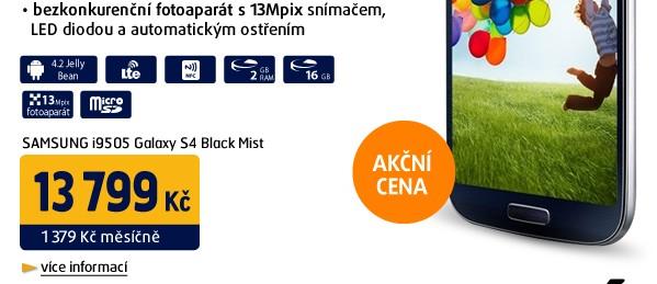i9505 Galaxy S4 Black Mist