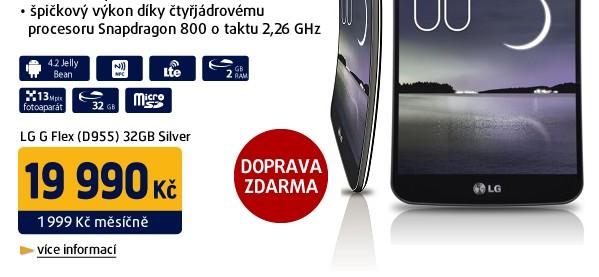 G Flex (D955) 32GB Silver