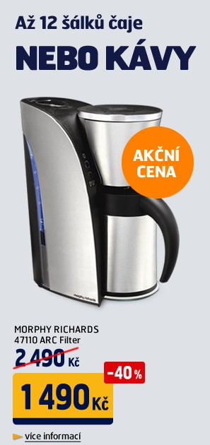47110  ARC Filter Coffee Maker