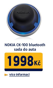 CK-100 bluetooth sada do auta