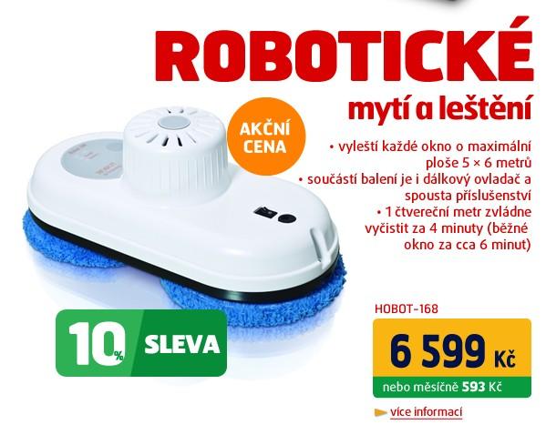 Robotický čistič oken HOBOT-168