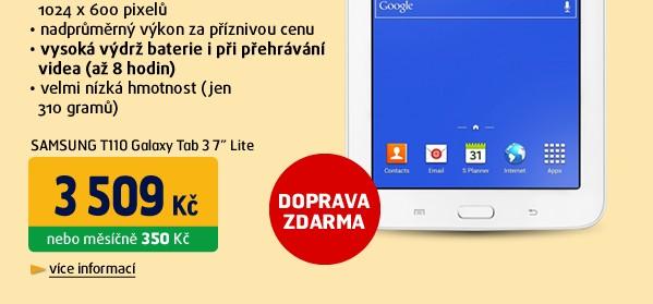 T110 Galaxy Tab 3 7