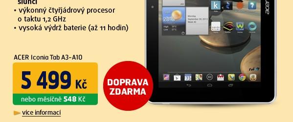 Iconia Tab A3-A10 10.1