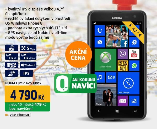 Lumia 625 Black