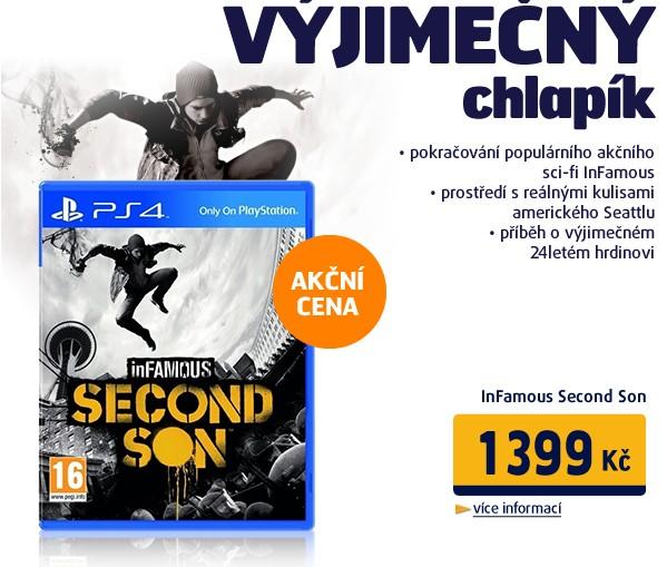 InFamous Second Son (PS4)/EAS