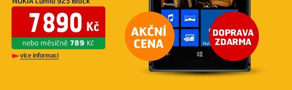 Lumia 925 Black