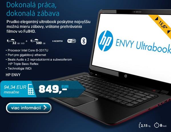 ENVY Ultrabook 6-1020ec