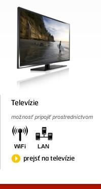 Televízie