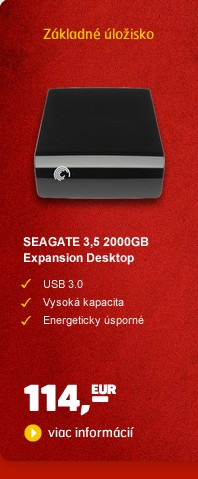 HDD 3,5 2000GB Expansion USB 3.0