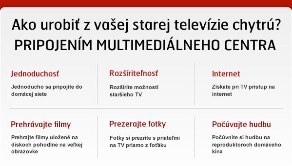 Media centra