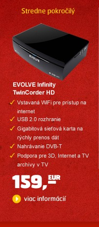 Infinity TwinCorder HD