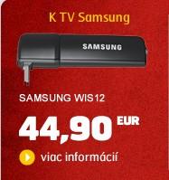 WIS12 (Wi-Fi USB adaptér ku SMART TV a BD Samsung)