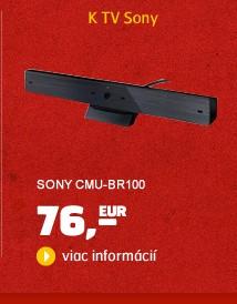 CMU-BR100 (SKYPE kamera ku SMART TV Sony)