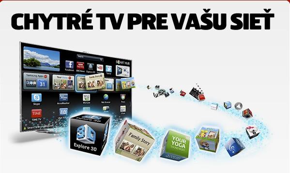 Chytré TV