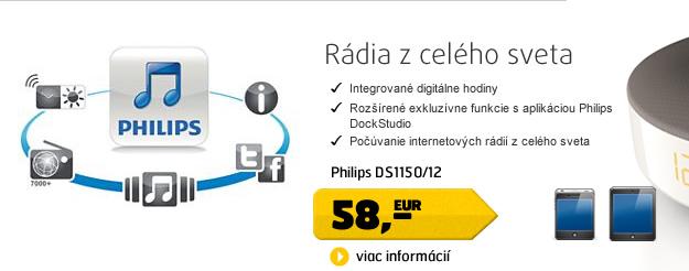 PHILIPS DS1150/12