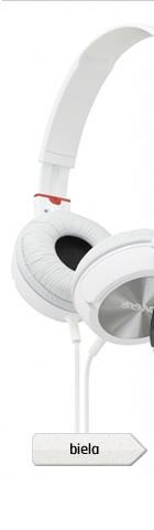 SONY MDR-ZX300W White