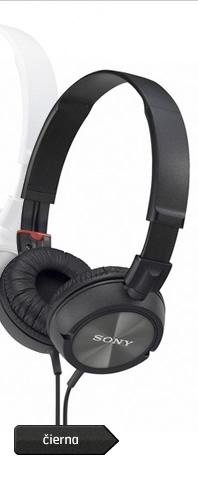 SONY MDR-ZX300B Black