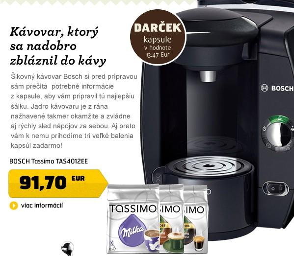 TAS4012EE black Tassimo