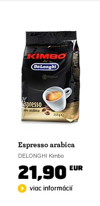 Kimbo espresso arabica