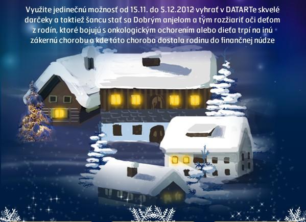 Anjelská vianočná súťaž