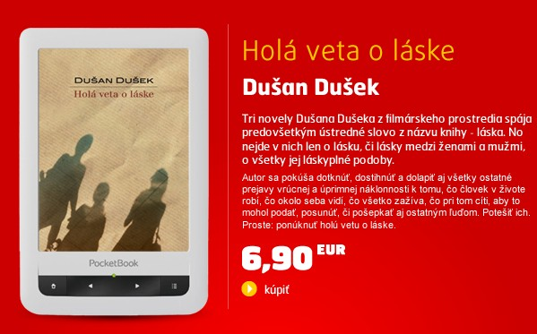 Holá veta o láske - Dušan Dušek
