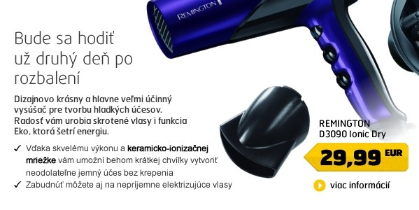 D3090 Ionic Dry