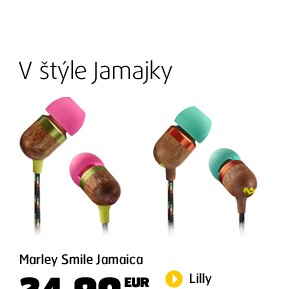 Smile Jamaica - Lilly