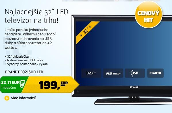 B3216HD LED