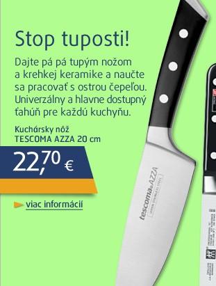 Nůž kuchařský AZZA 20 cm