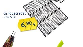 ROŠT GRIL.,OBDÉL. 55X27X24