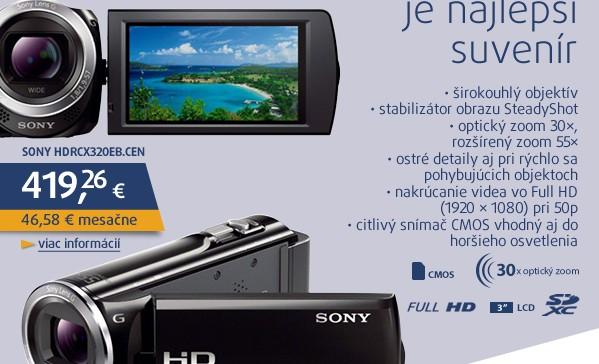 HDRCX320EB.CEN