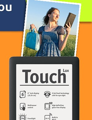 Touch Lux (623), černý