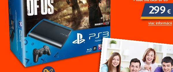 PS3 500GB/The Last Of Us