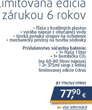 JET TTN/SLV CITRUS