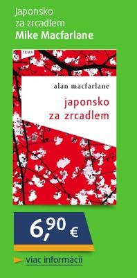 Japonsko za zrcadlem  - Mike Macfarlane